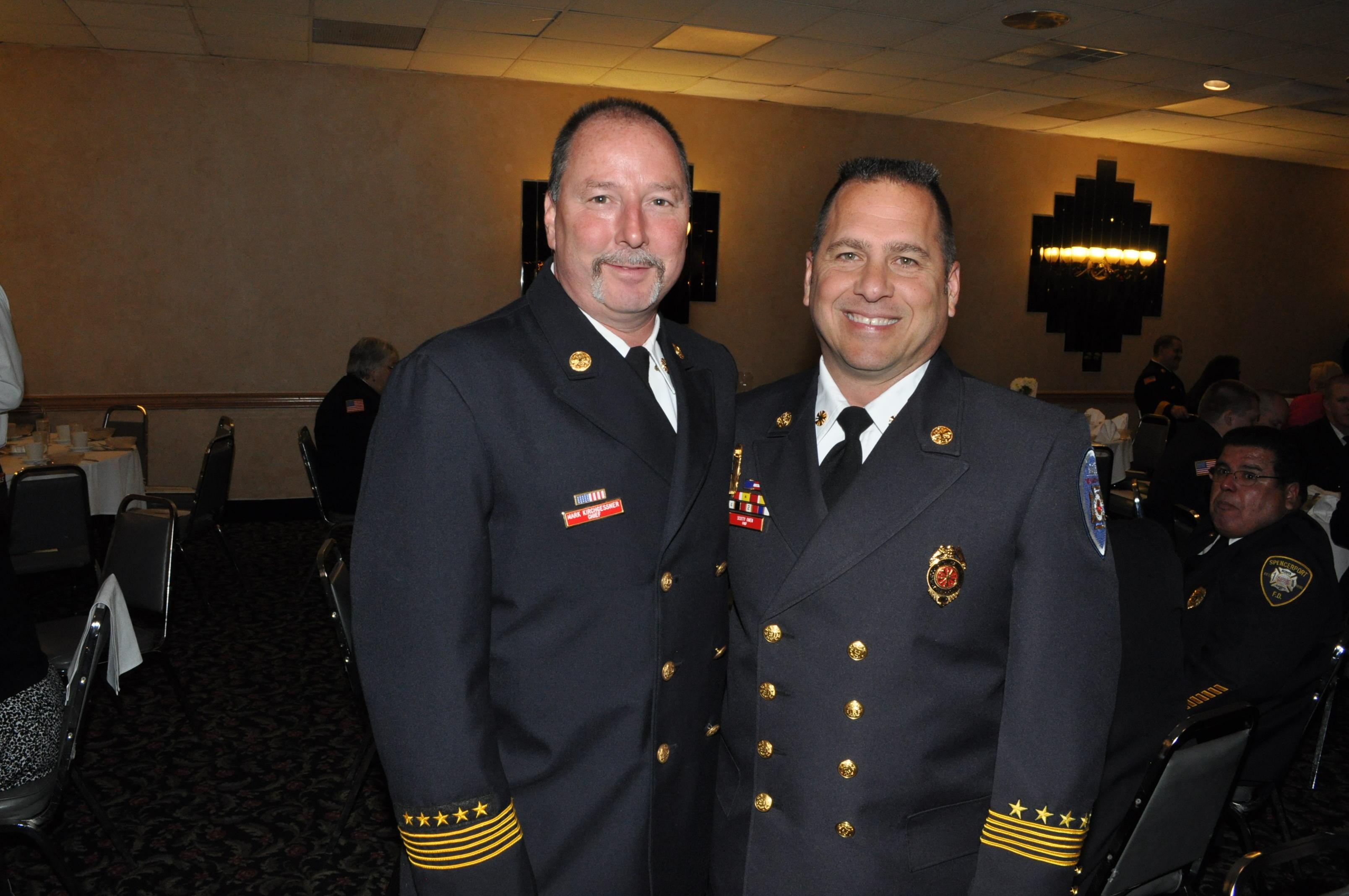 Scott Owen & Mark Kirchgesser